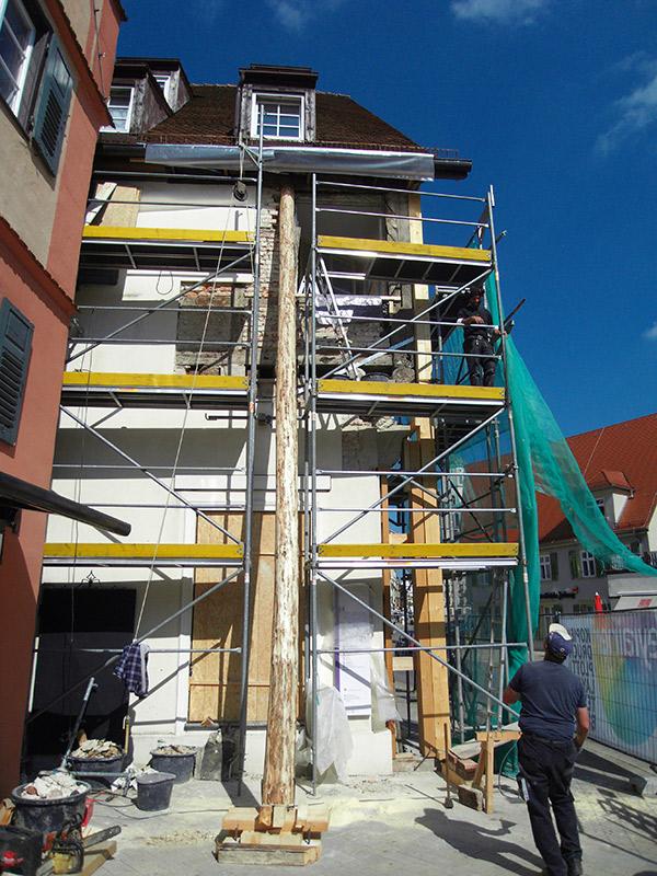 Bautechnik Sanierung Bauleitung Biberach Ochsenhausen